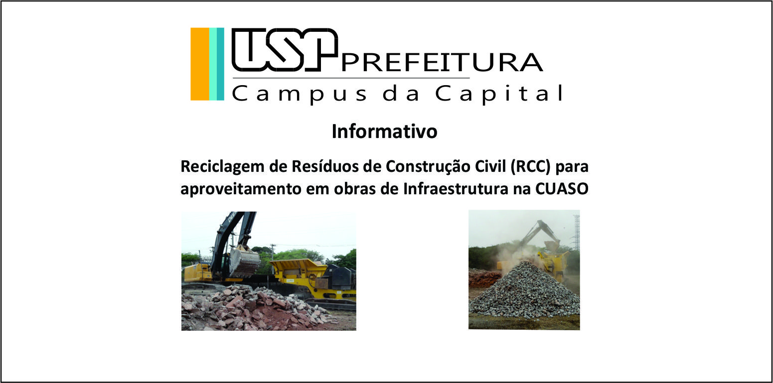 Reciclagem de Resíduos de Construção Civil (RCC)